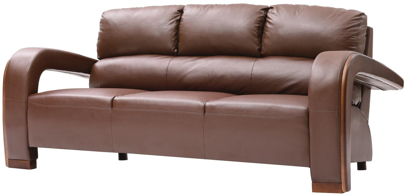 Glory furniture g420s g400 series faux leather sofa for Furniture x connection