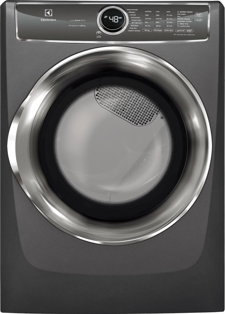 Vented Dryers efmg627utt