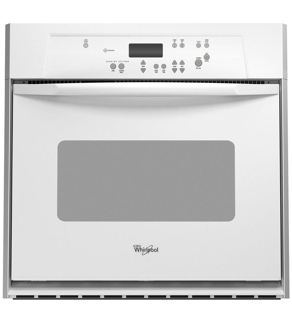 Whirlpool RBS245PRS Single Wall Oven, In Stainless Steel