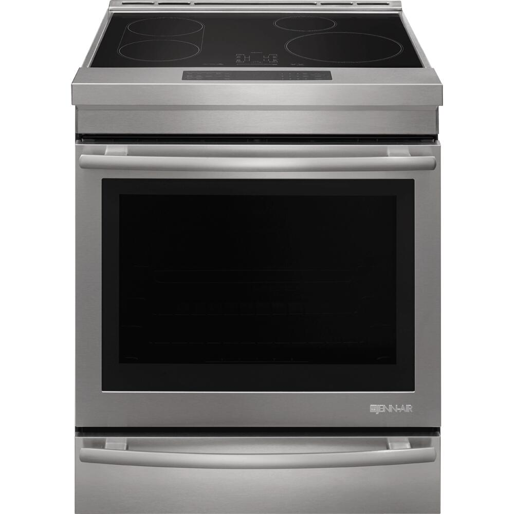 Jenn Air Jis1450ds 30 Inch Slide In Electric Range With Smoothtop Stove Top Wiring Diagram Euro View