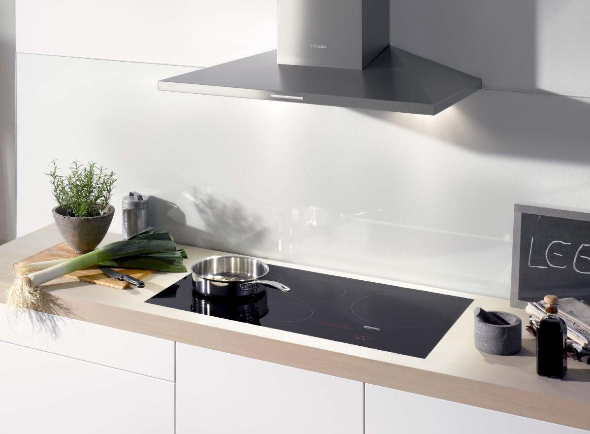 Miele KM6375 36 Inch 5 Element Electric Cooktop, in Black ...