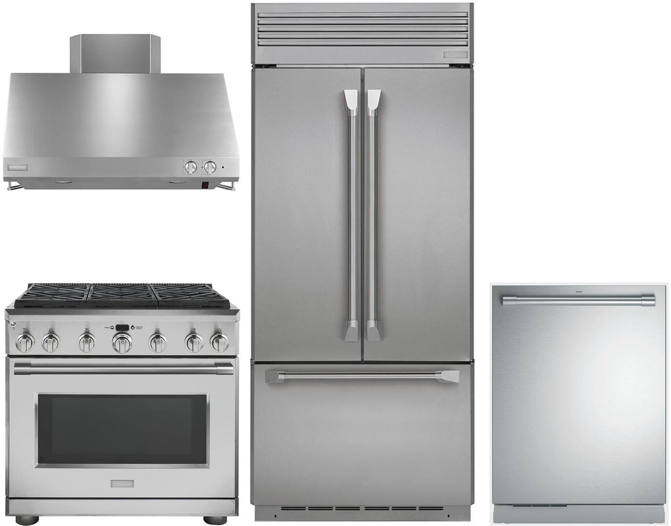 Ge Monogram 709563 Kitchen Appliance Packages Appliances