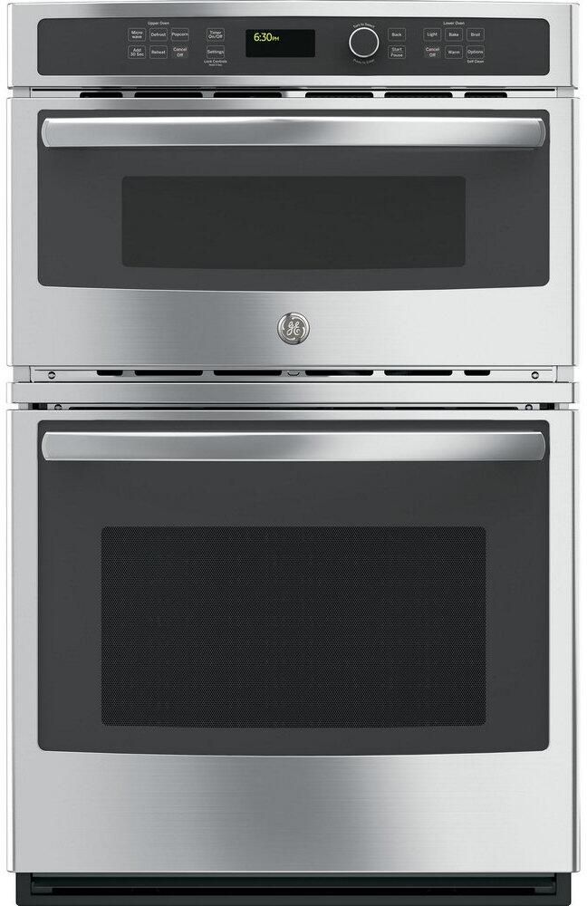 Ge Profile Pk7800skss 27 Inch Oven Microwave Combo Double