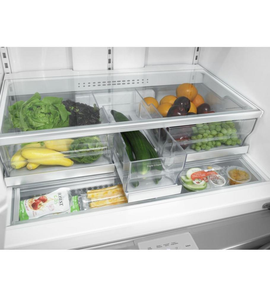 Whirlpool Wrx988sibh 36 Inch French Door Refrigerator With