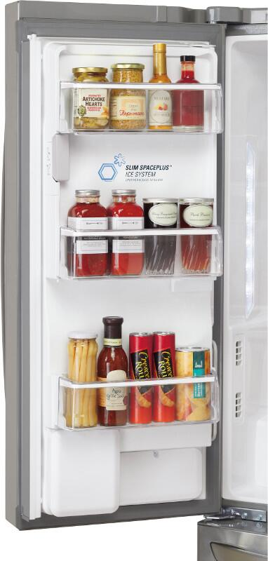 Lg Lfxs29766s 36 Inch French Door Refrigerator With 28 5