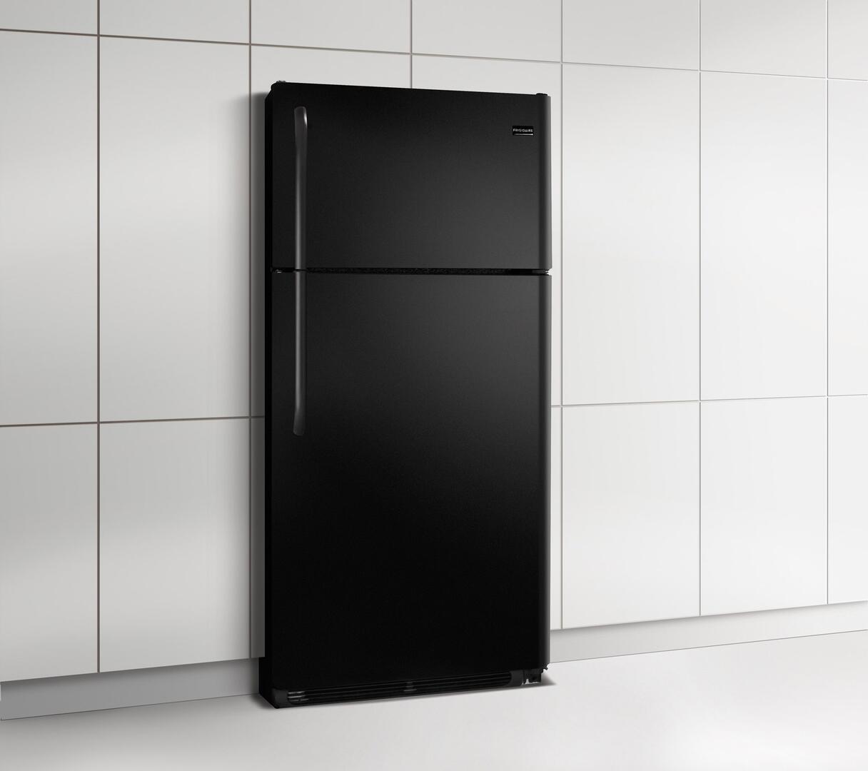 Frigidaire Fftr1814lb Refrigerator With 18 2 Cu Ft