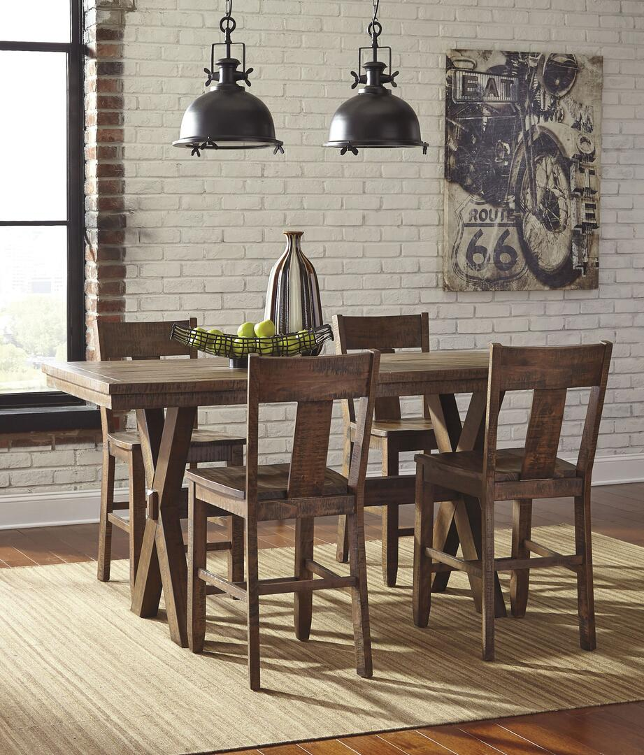 Signature design by ashley d463124 walnord series for Design table not updating