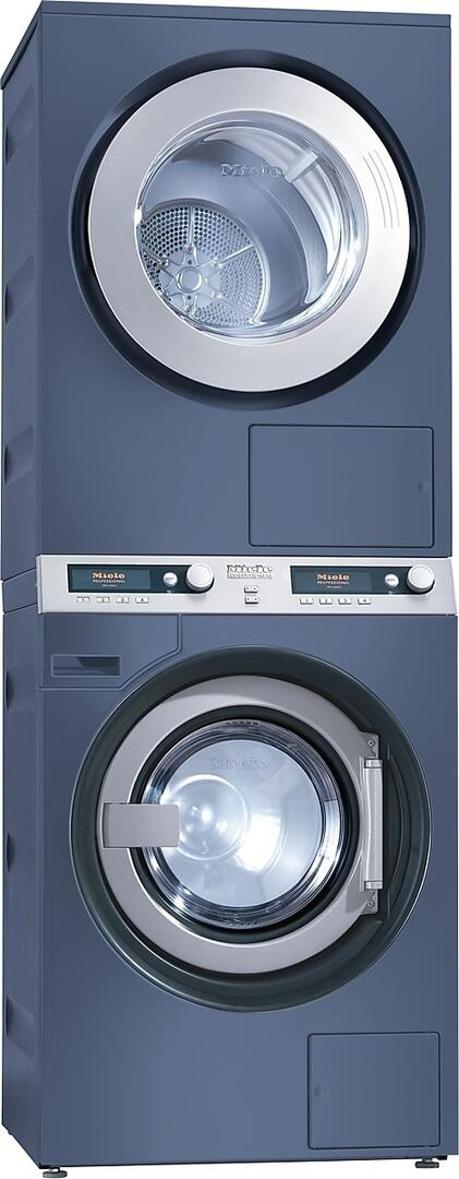 miele 687905 professional washer and dryer combos appliances connection. Black Bedroom Furniture Sets. Home Design Ideas