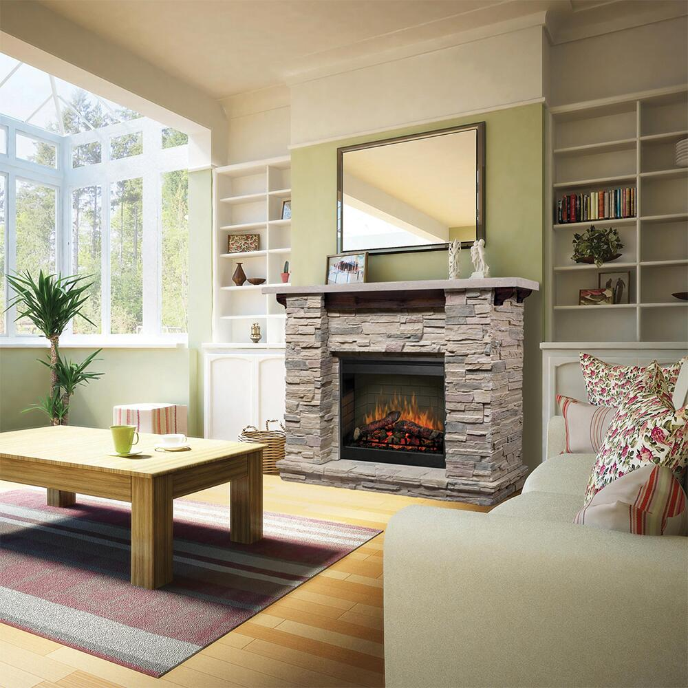 Dimplex Gds261152lr Featherston Series Electric Fireplace