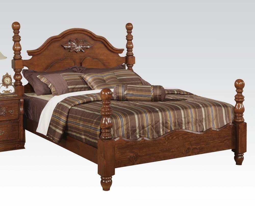 Acme Furniture 01720qbdmnc Ponderosa Queen Bedroom Sets Appliances Connection