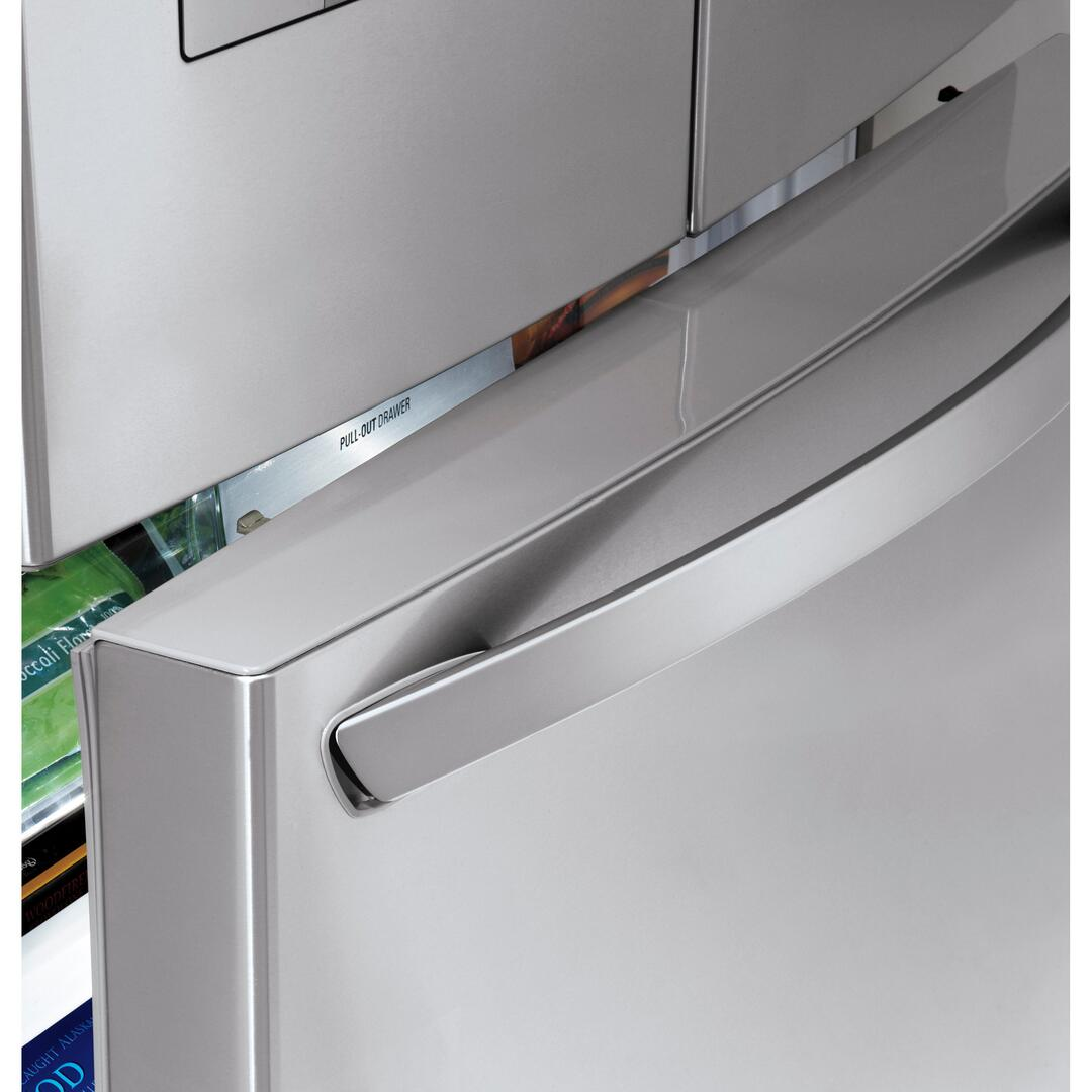 Lg Lfx31945st French Door Refrigerator With 30 5 Cu Ft