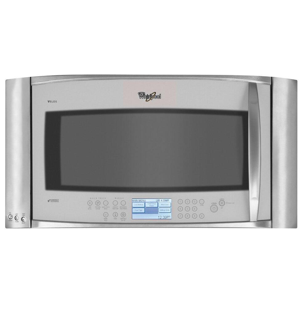Whirlpool white ice convection microwave -  Whirlpool Gold 7 Whirlpool Gold 8