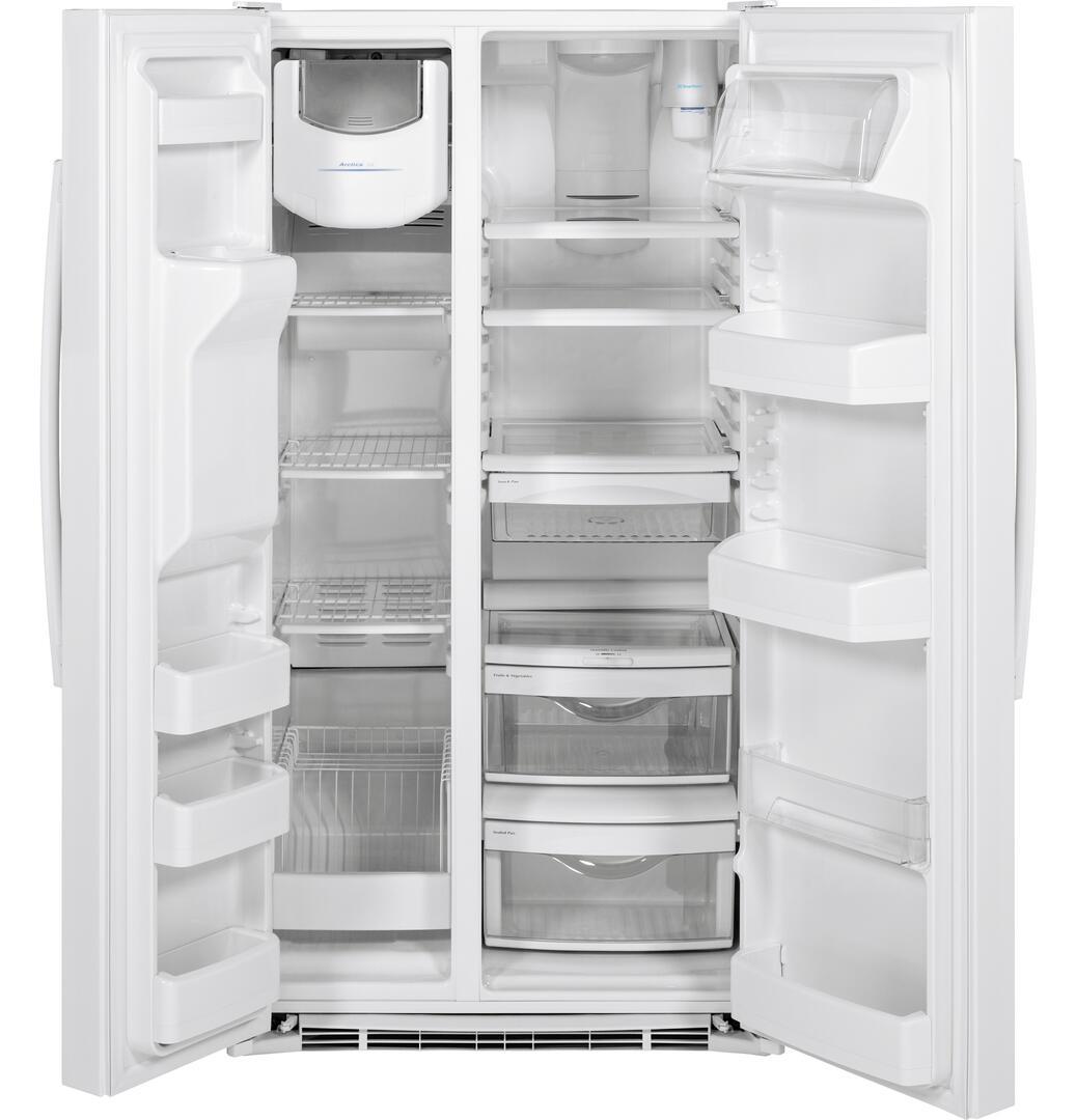 Ge refrigerator ice maker hookup