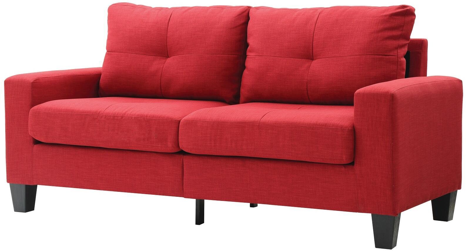 Glory furniture g474as newbury series modular fabric sofa for Furniture connection