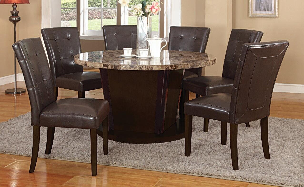 Acme furniture 07005ch granada dining room sets for Dining room furniture 0 finance