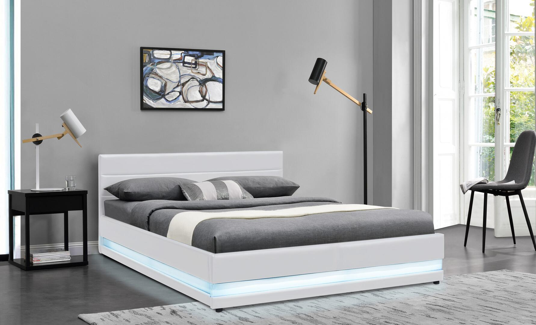 sereneqnwh21 LED Beds