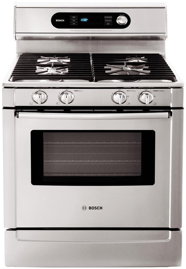 bosch hds7282u 30 inch 700 series dual fuel freestanding range with sealed burner cooktop 4 6. Black Bedroom Furniture Sets. Home Design Ideas