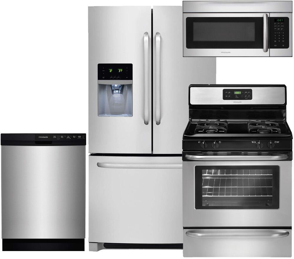 Frigidaire 342910 kitchen appliance packages appliances for Kitchen appliance services