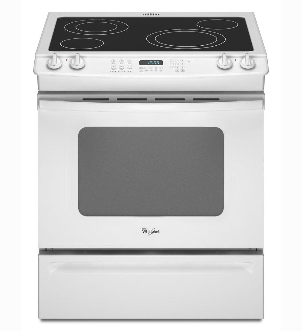 Whirlpool Gy399lxuq Gold Series Slide In Electric Range