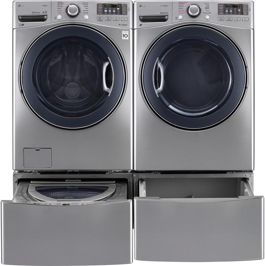 Lg 719005 Washer And Dryer Combos Appliances Connection