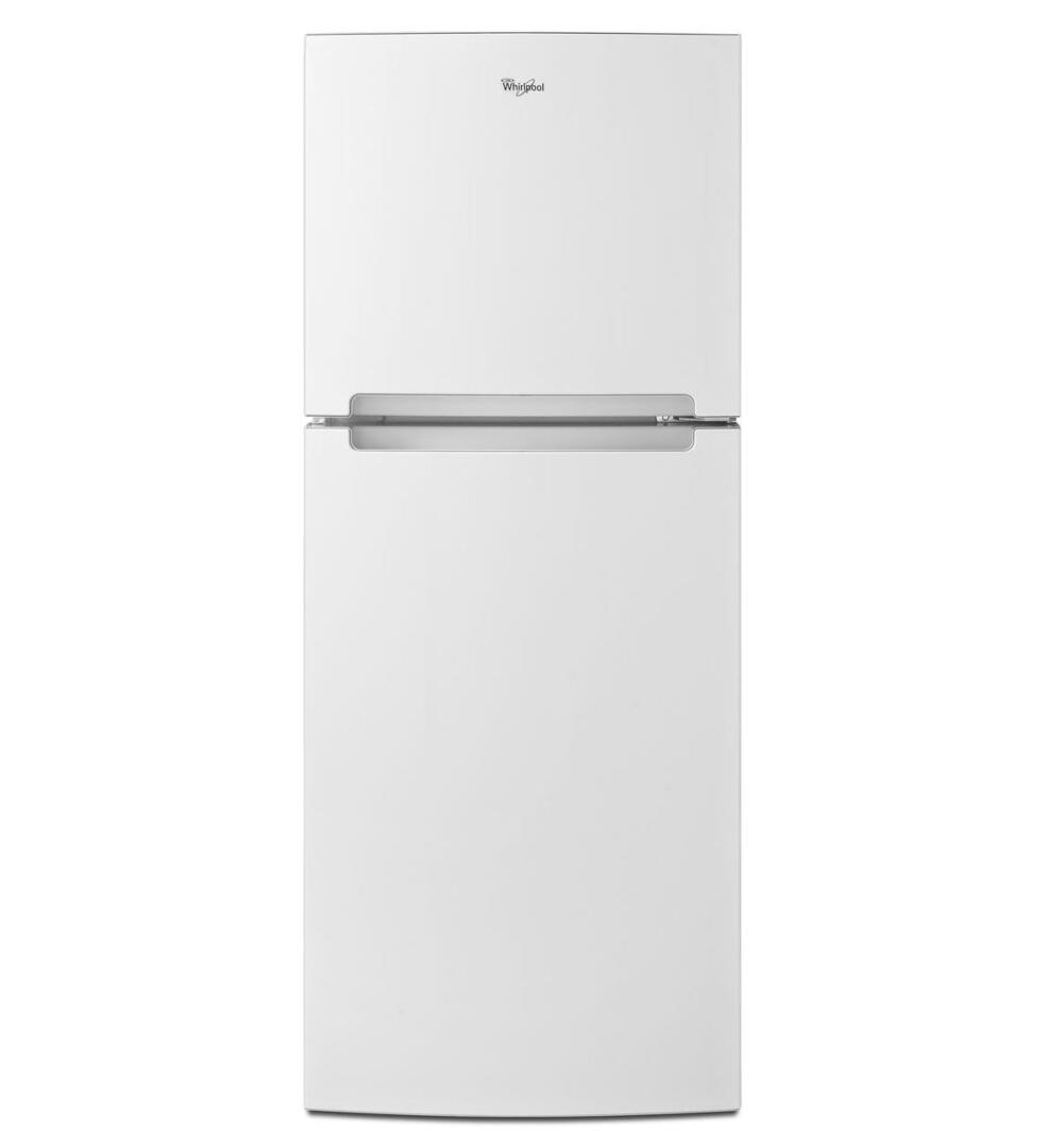 Whirlpool Wrt111sfdw 24 Inch White Refrigerator With 107 Cu Ft Electric Water Heater Wiring Diagram 1