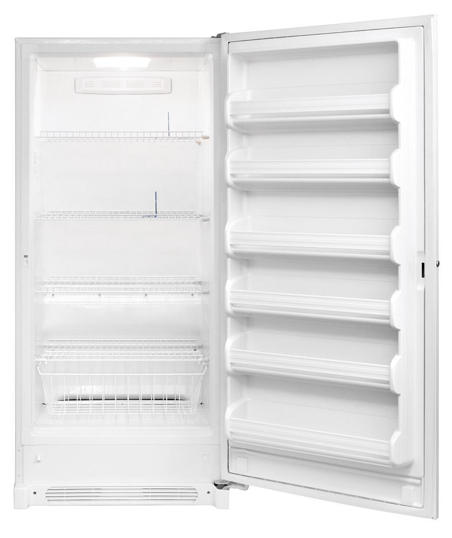 Frigidaire FFU21F5HW Freezer with 20.5 cu. ft. Capacity in White ...