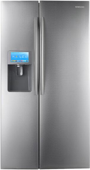 Samsung Appliance Rsg309aars 36 Inch Side By Side