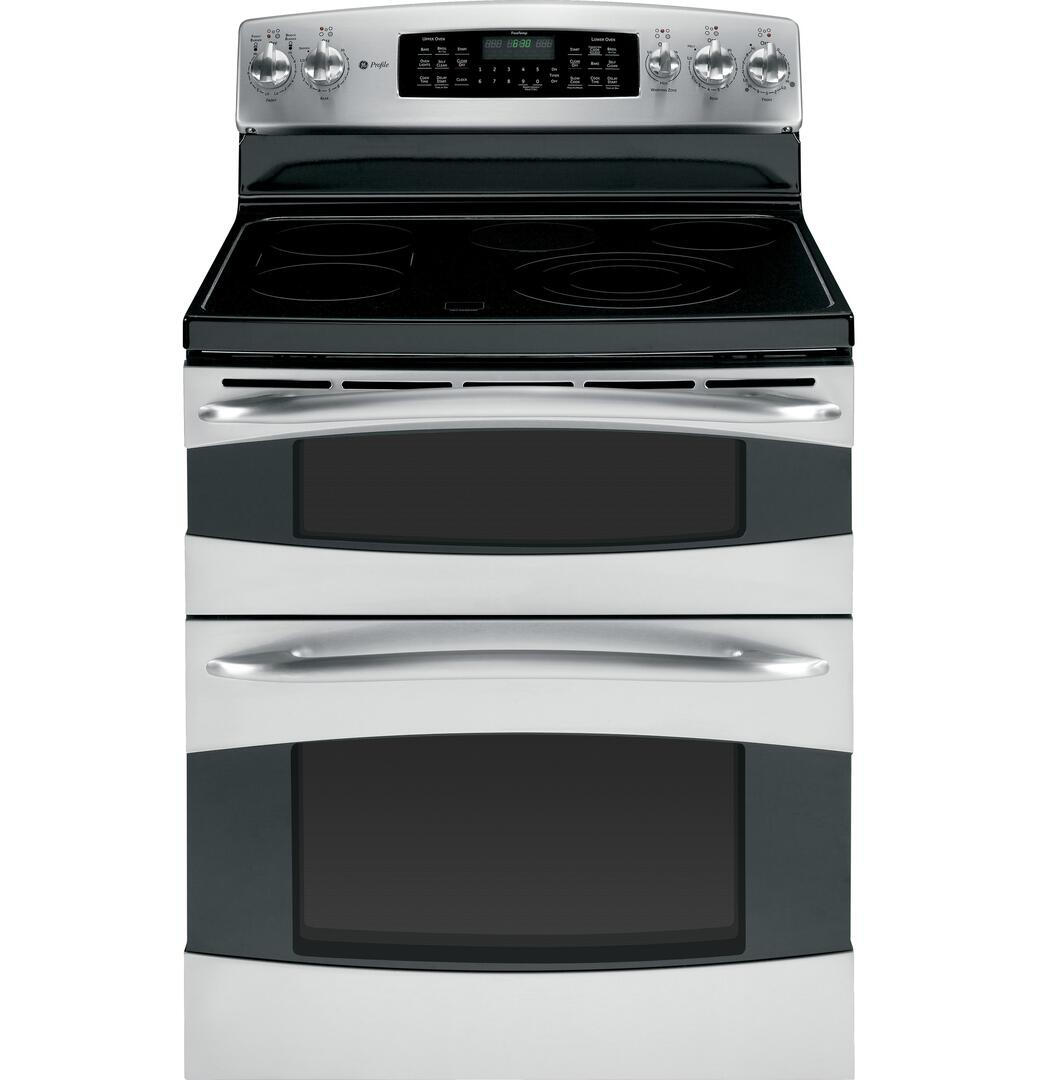 Ge Pb975stss Profile Series Electric Freestanding Range