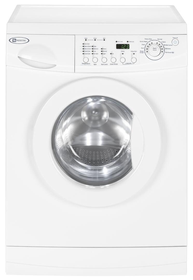 Maytag Mah2400aww 2 1 Cu Ft Front Load Washer In White