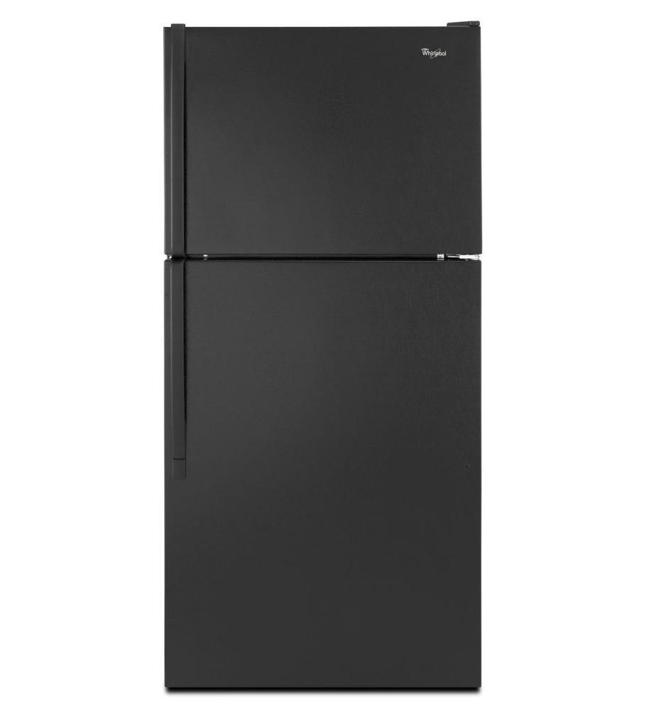 Whirlpool W8txnwmbb Refrigerator With 17 6 Cu Ft