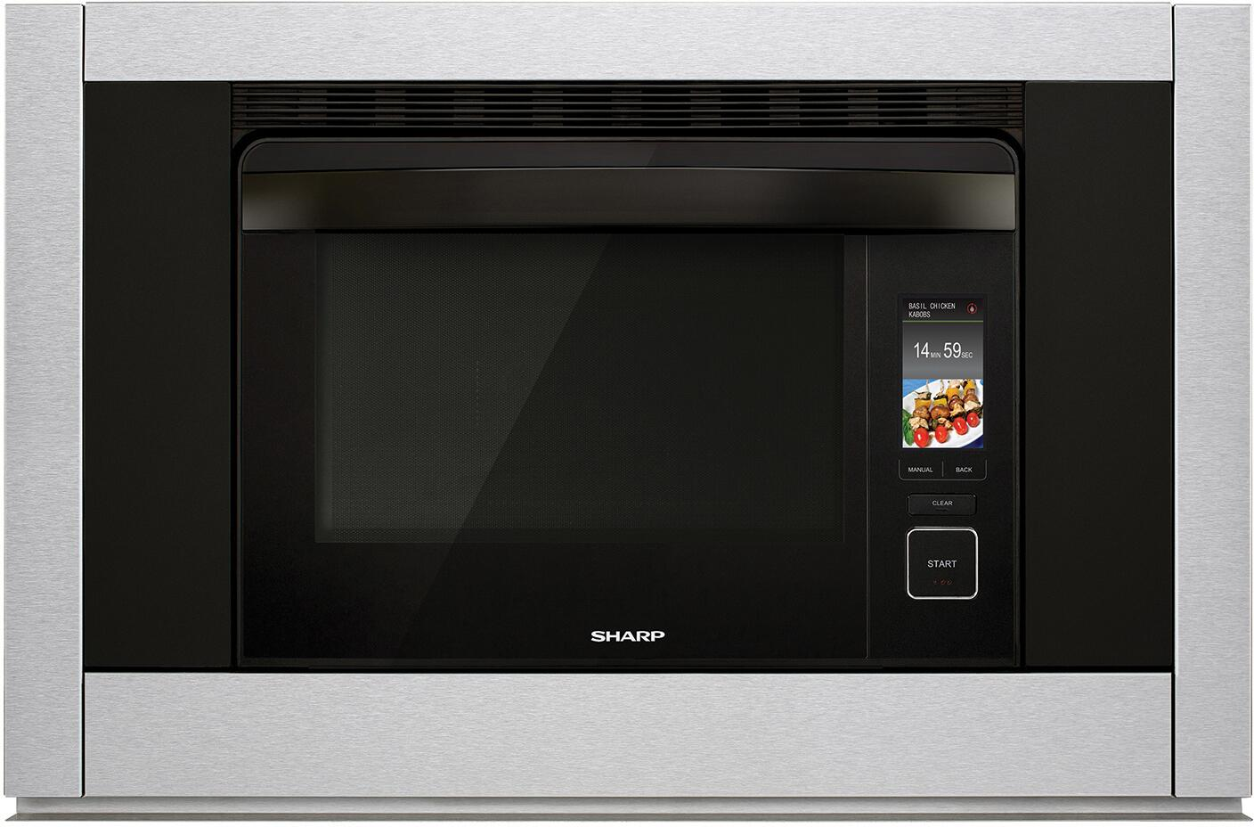 Sharp Ssc3088as 30 Inch Single Wall Oven In Stainless