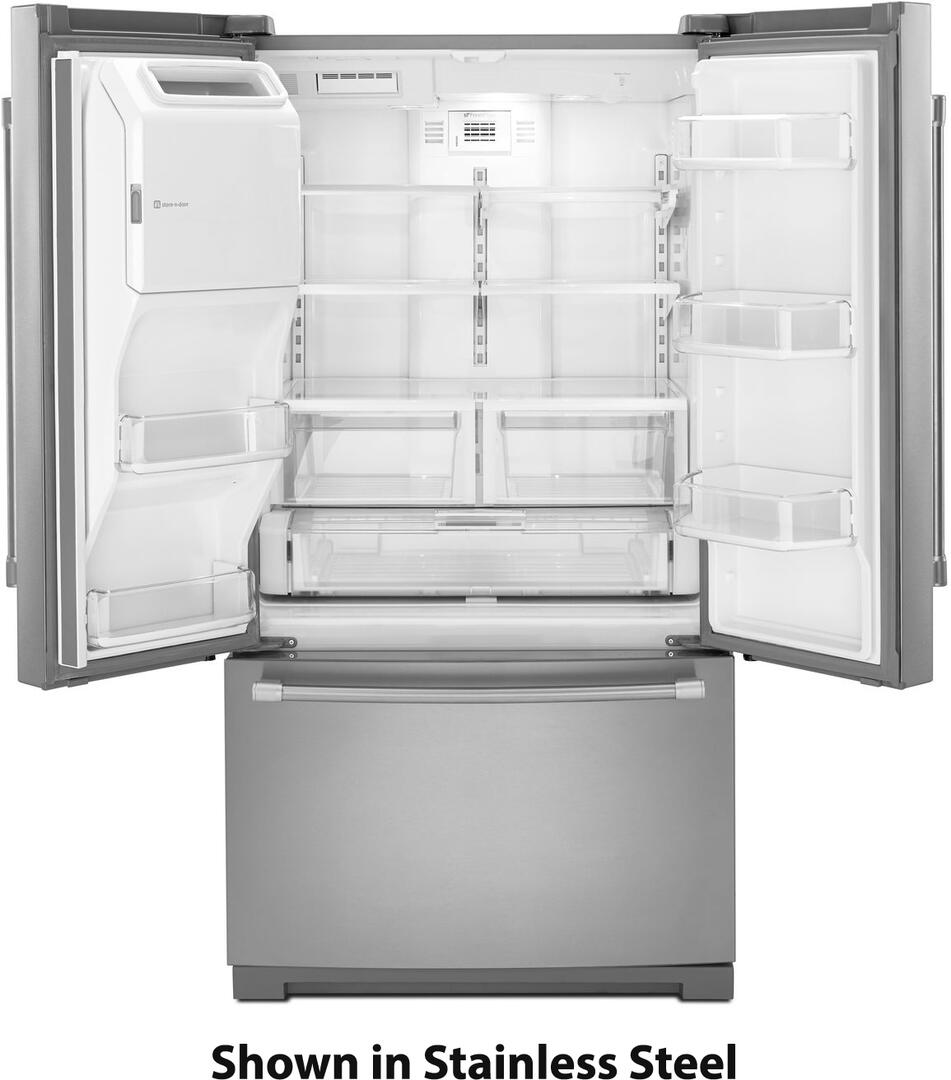 Maytag Mft2574dee 36 Inch French Door Refrigerator With 24