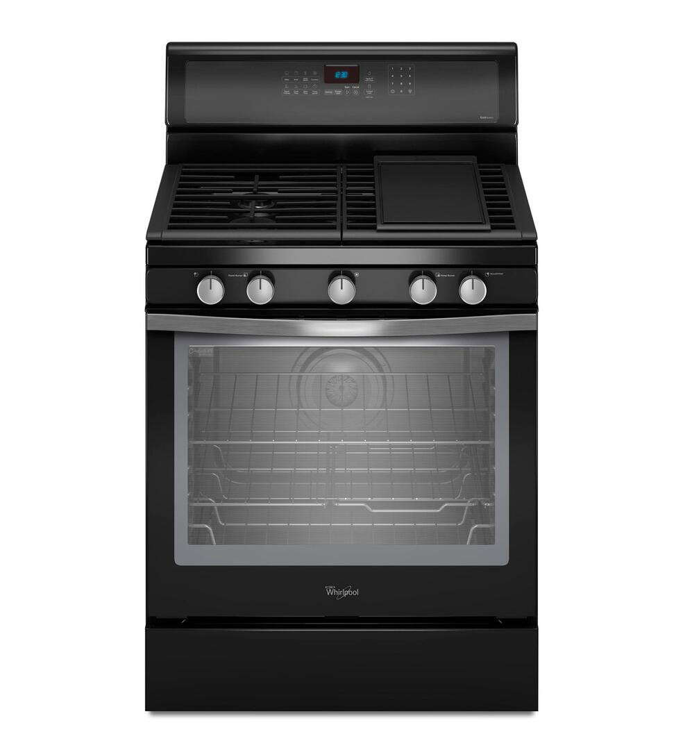 Whirlpool Wfg710h0ae 30 Inch Gold Series Gas Freestanding