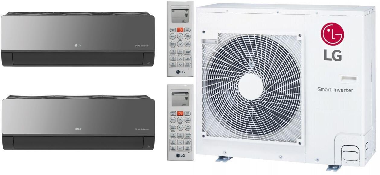 LG 962577 28400 BTU Dual-Zone Mini Split System