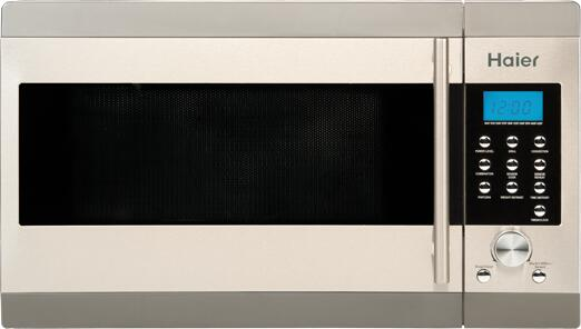 Haier Hmc1285sess Countertop Microwave In Stainless Steel