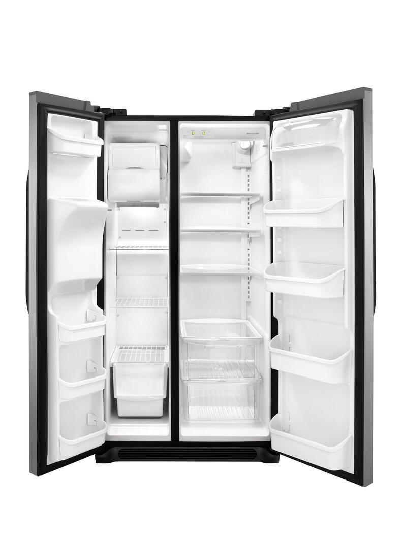 Frigidaire Ffhs2622mm 36 Inch Side By Side Refrigerator