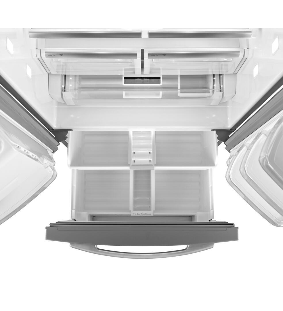Maytag Mft2672aem French Door Refrigerator With 26 1 Cu