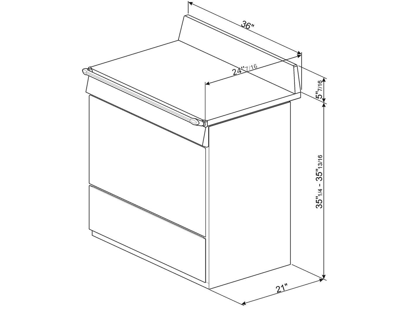 Smeg Tru36ggbl 36 Inch Victoria Series Glossy Black Gas Freestanding Wiring Diagram Oven Dimenions Guide