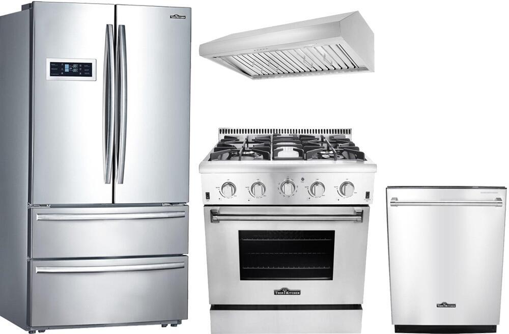 Thor kitchen 802405 kitchen appliance packages - Kitchen appliance services ...