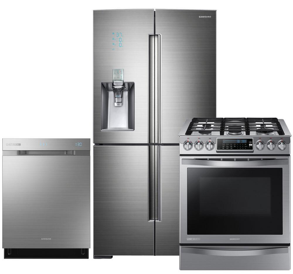 Chef Kitchen Appliances: Samsung Appliance 391518 Chef Kitchen Appliance Packages
