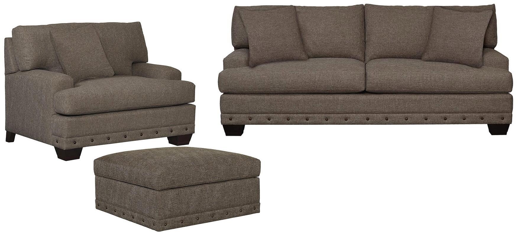 Bassett Furniture 3917fcfc1568sco Carmine Living Room Sets Appliances Connection