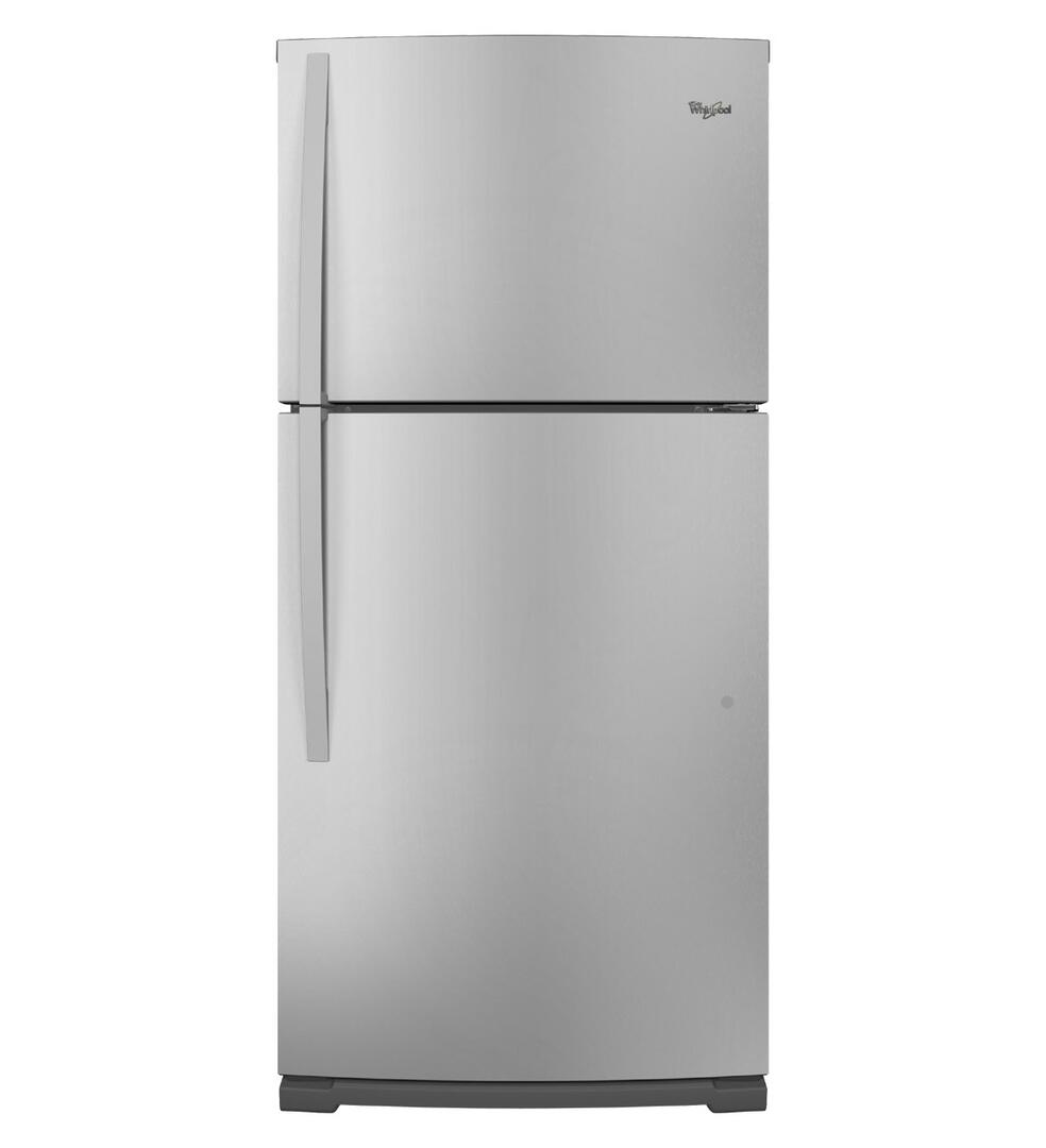 Whirlpool Wrt359sfyb Refrigerator With 18 9 Cu Ft