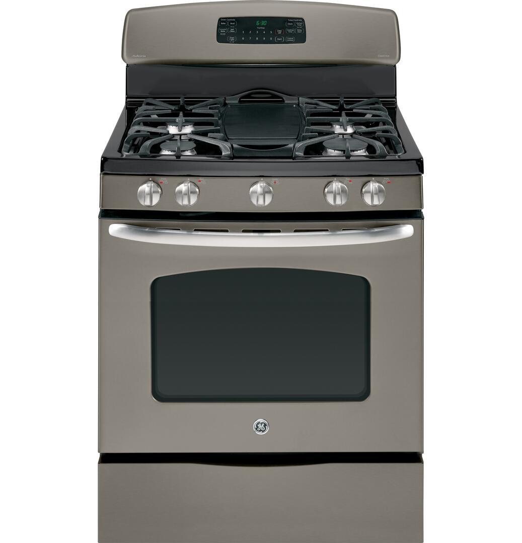 Ge Jgb605eedes Adora Series Gas Freestanding Range With