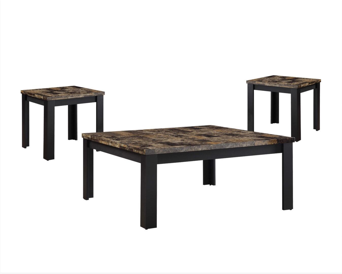 Acme Furniture 84567 Transitional Living Room Table Set | Appliances ...