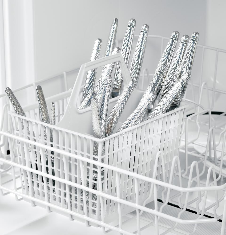 how to connect a portable ge dishwasher work