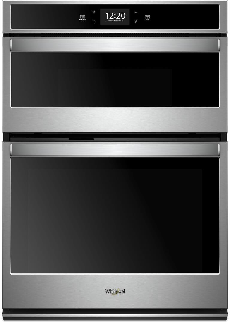 Whirlpool Woc97ec0hz 30 Inch Double Wall Oven In