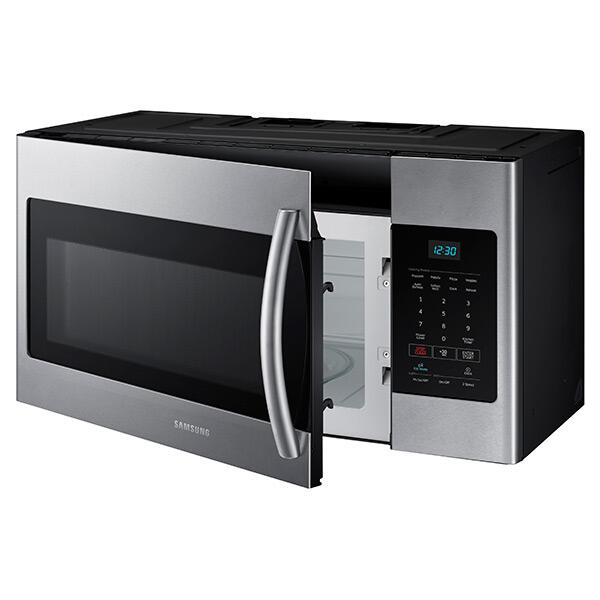 Samsung Me16h702ses 1 6 Cu Ft Stainless Steel Over The