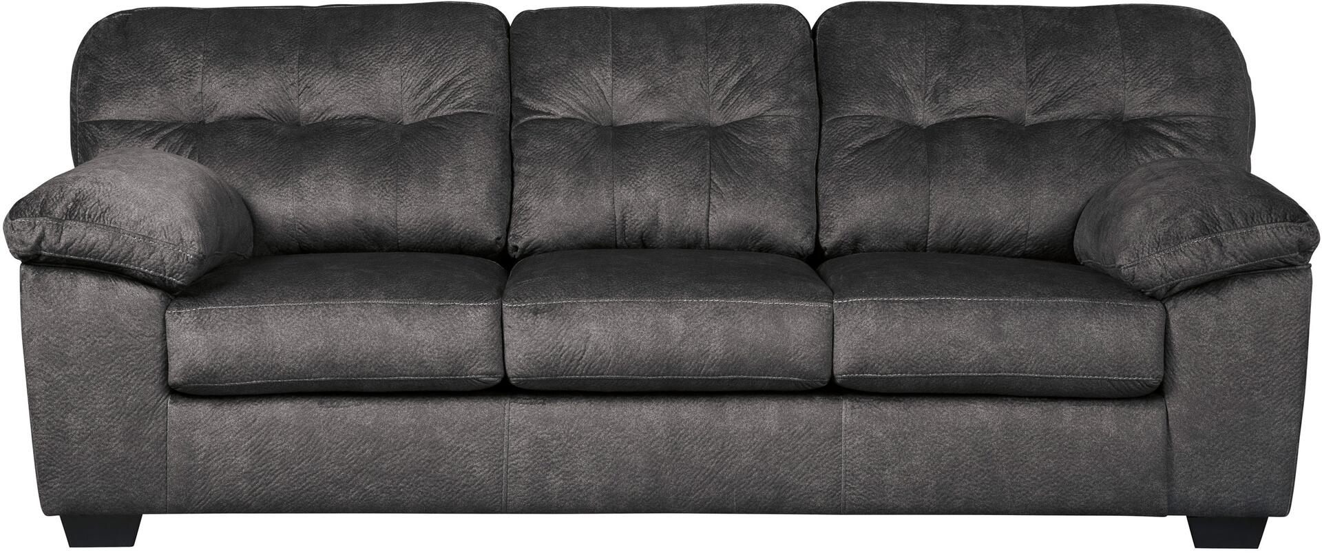Signature Design By Ashley 7050938 Accrington Series Stationary Fabric Sofa Appliances Connection