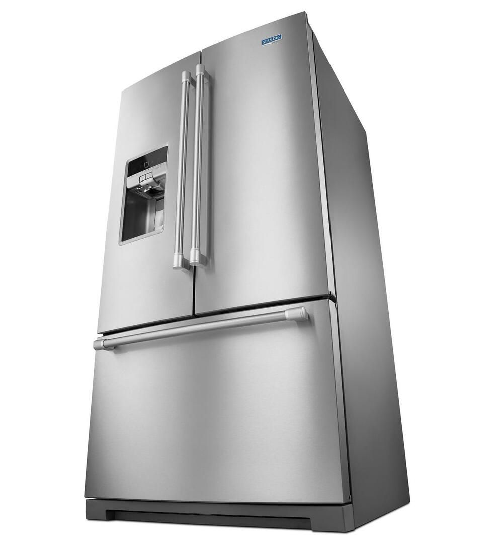 Maytag Heritage MFT2778EEZ 36 Inch French Door Refrigerator with ...