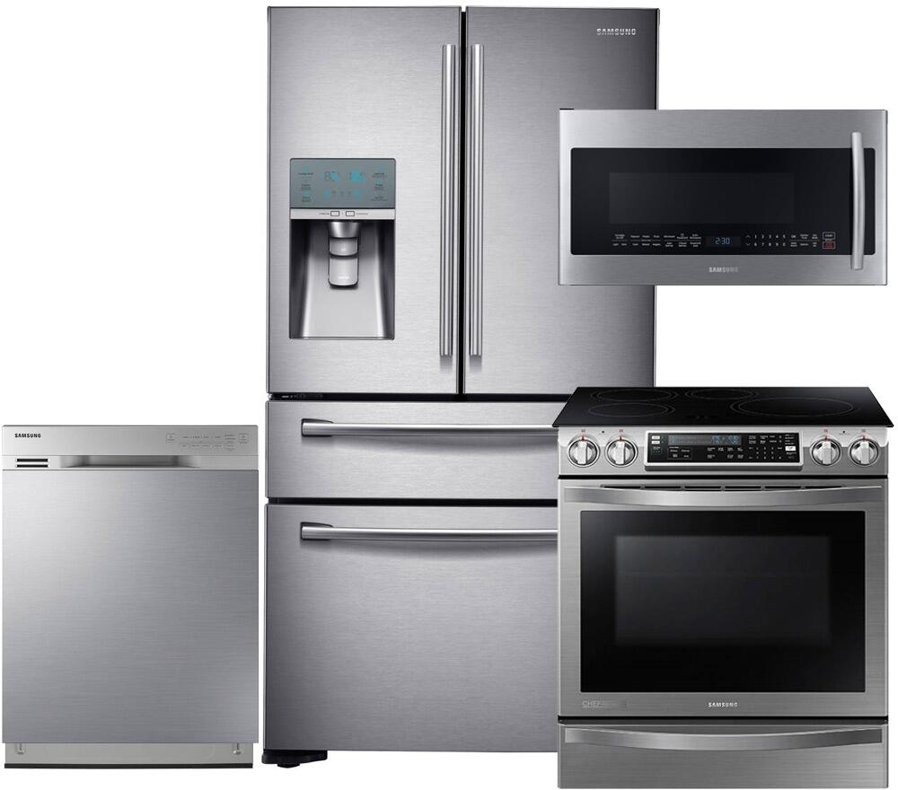 Samsung Appliance 728818 Chef Kitchen Appliance Packages